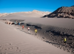 Trekking no Deserto do Atacama