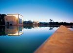 A bela visão do Hotel Explora Atacama