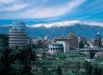 Santiago com Andes ao fundo 2