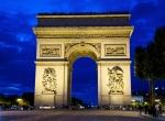Arco do Triunfu - Paris