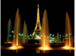 Torre Eiffel a noite - Paris